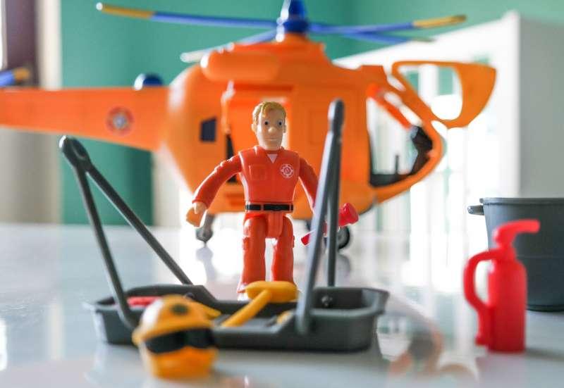 Simba/Kinder Rollenspiele:Rettungshubschrauber Sam!