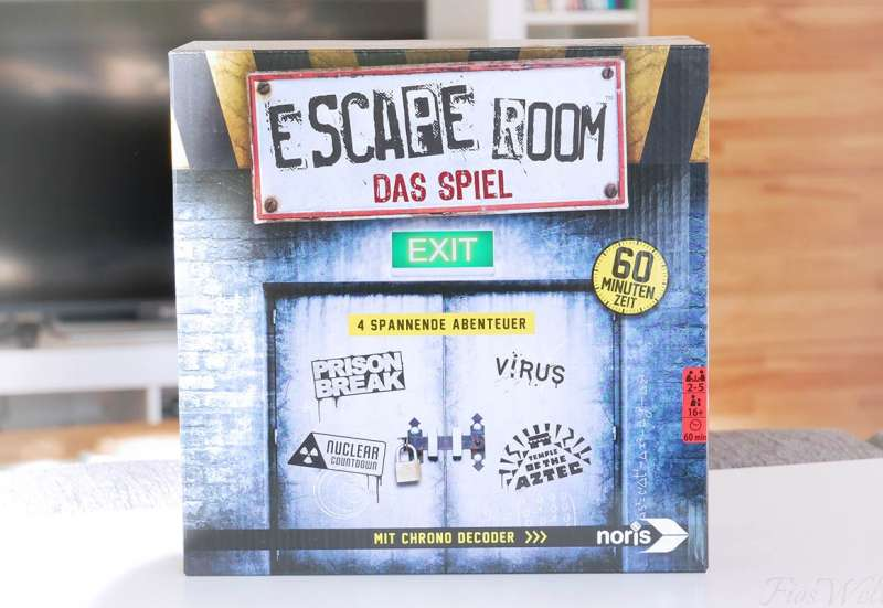 Noris/Spiele & Puzzles:Escape Room Das Spiel