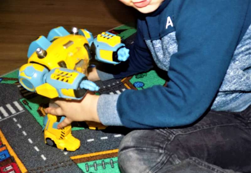 Simba/Spielewelten & Sammelfiguren:Die Nektons – Nekbots von Simba