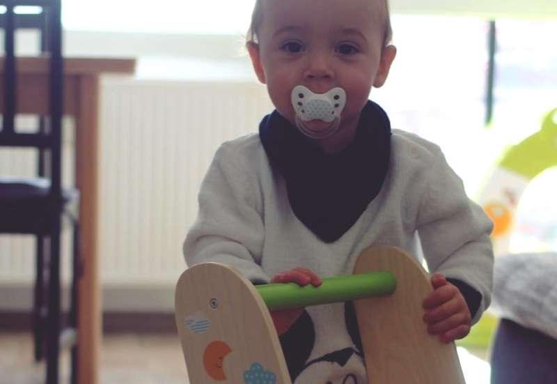 Eichhorn/Baby- & Kleinkindspielzeug:Color Spiel- und Lauflernwagen