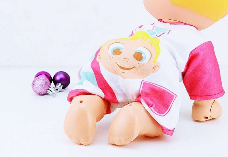 "Simba/Puppen & Puppenzubehör:""Bonny kommt zu Mama"""