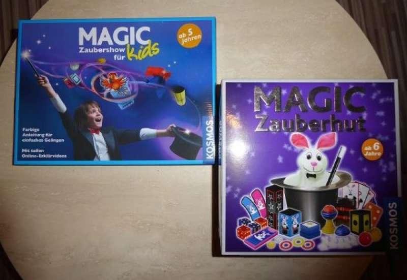 KOSMOS/Spiele & Puzzles:Magic Zauberhut und Zaubershow