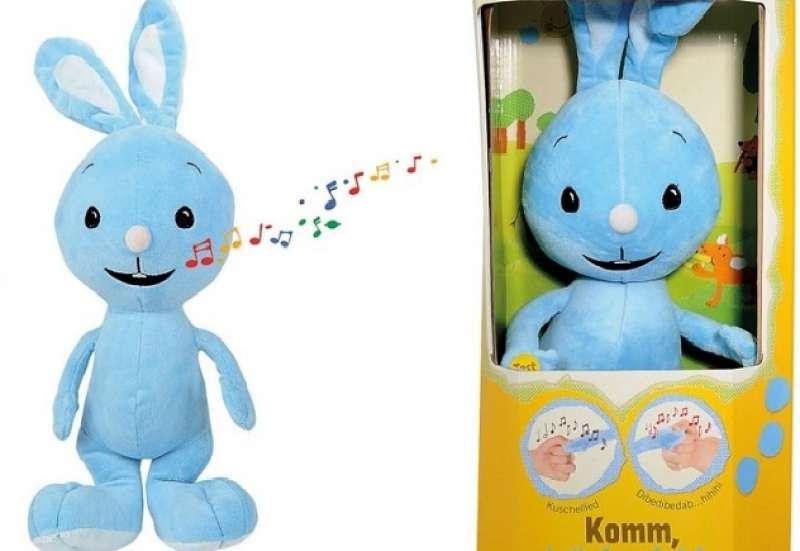 """Simba/Plüsch- und Kuscheltiere:Kikaninchen """"Sing mit mir"""""""