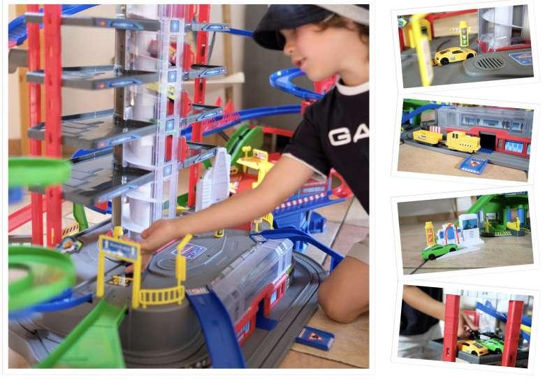 Majorette/Spielewelten & Sammelfiguren:Die Super City Garage im Test