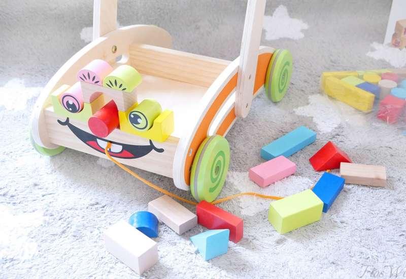 Eichhorn/Baby- & Kleinkindspielzeug:Eichhorn Lauflernwagen