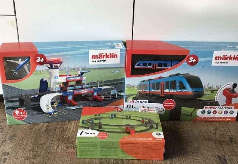 Sonstige/Hobby (z. B. Eisenbahnen, Quadcopter):märklin Airport Express