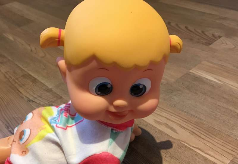 "Simba/Puppen & Puppenzubehör:Bouncin Baby ""Komm zu Mama!"""