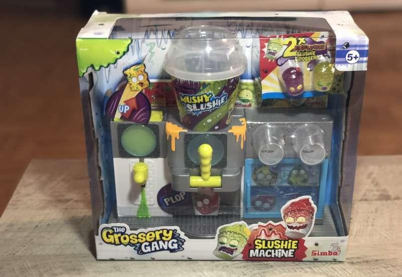 Simba/Spielewelten & Sammelfiguren:Die Grossery Gang ist los