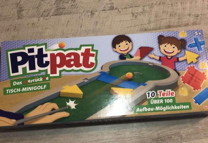 Simba/Spiele & Puzzles:Das verrückte Tisch Minigolf