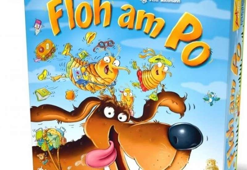 Zoch/Spiele & Puzzles:Floh am Po