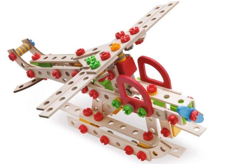 Eichhorn/Bauen & Konstruieren:Constructor- Hubschrauber