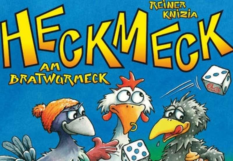 Zoch/Spiele & Puzzles:Heckmeck am Bratwurmeck