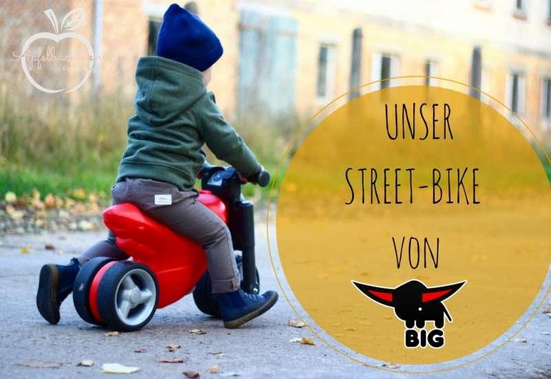 BIG/Kinderfahrzeuge (z. B. Bobby Car):Das BIG Street-Bike