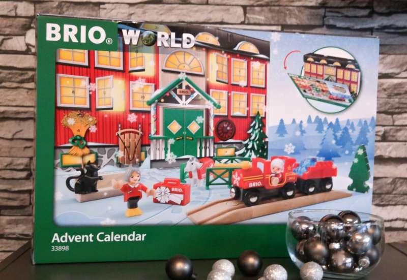BRIO/Baby- & Kleinkindspielzeug:Adventskalender von Brio!