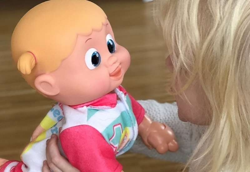 Simba/Puppen & Puppenzubehör:Bouncin`Babies