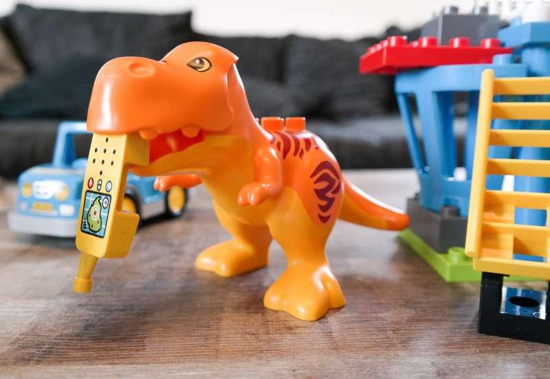 LEGO/Bauen & Konstruieren:Jurassic World von LEGO Duplo!