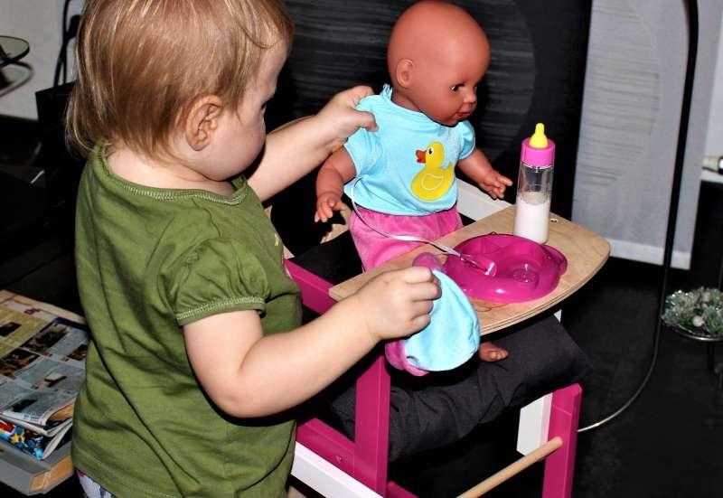 Puppenzubehör von Eichhorn