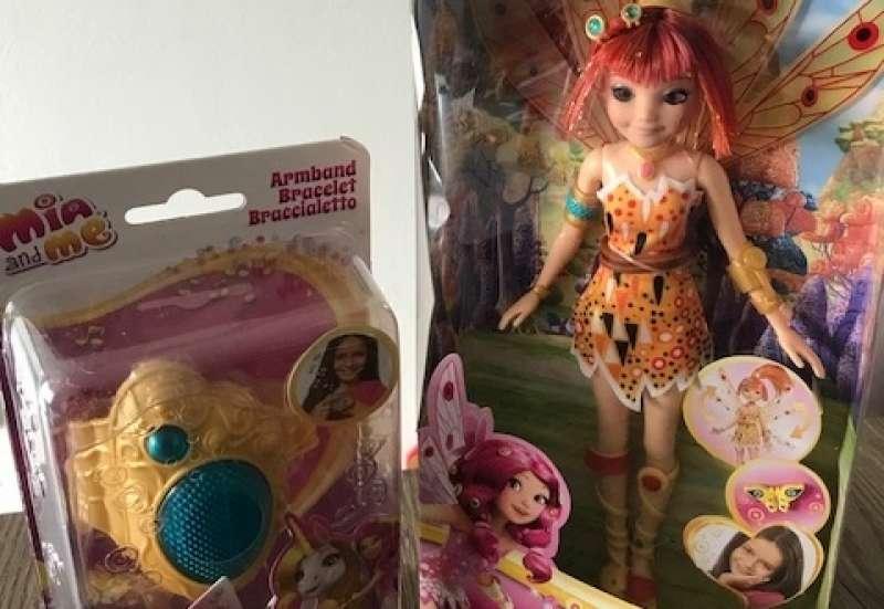 Simba/Puppen & Puppenzubehör:Mit Mia and me nach Centopia!