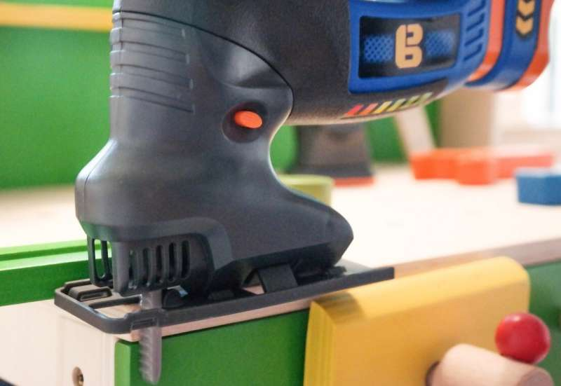 Simba/Bauen & Konstruieren:3in1 Werkzeug!