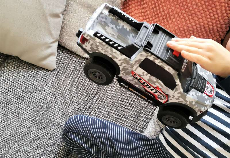 Dickie Toys/Autos, Fahrzeuge, Boote & Flieger:Ford F150 Pick Up Truck