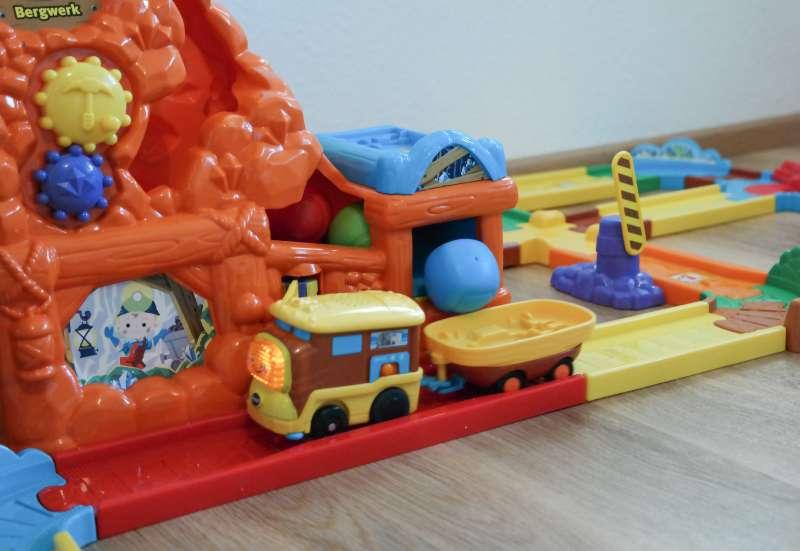 VTECH/Baby- & Kleinkindspielzeug:Tut Tut Bergwerk!