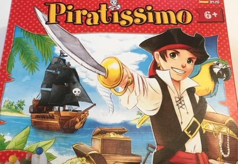 Sonstige/Spiele & Puzzles:Auf, auf ihr Piraten!