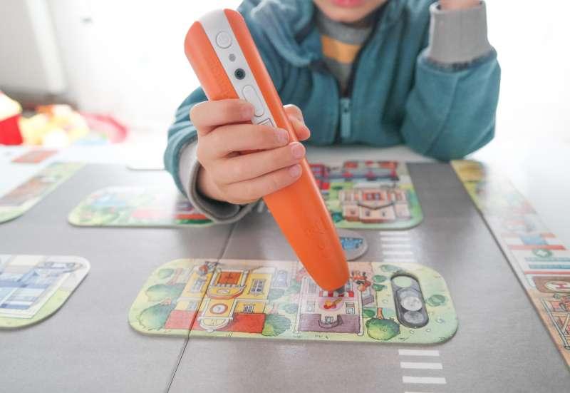 RAVENSBURGER/Spiele & Puzzles:TipToi Fahrzeuge in der Stadt