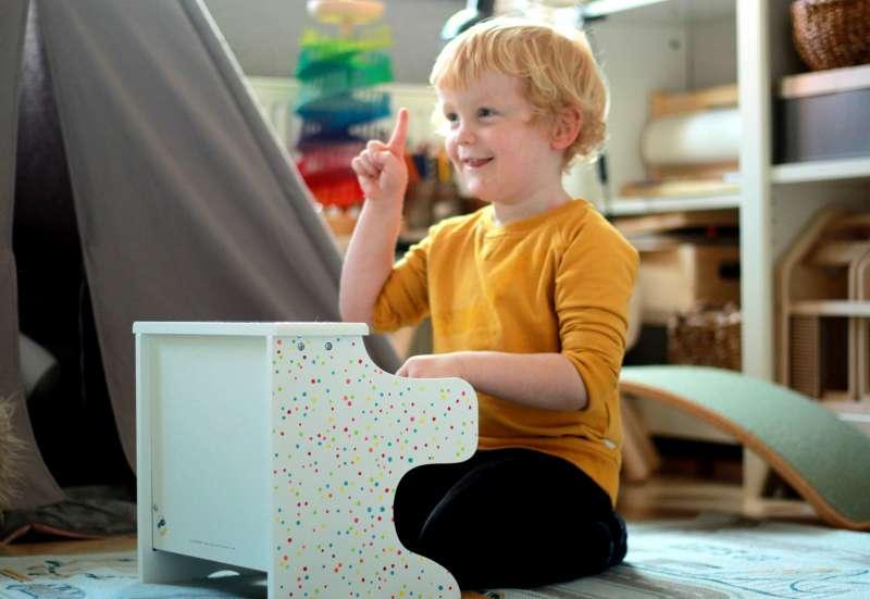 Sonstige/Forschen & Entdecken:Unser neues Kinderklavier