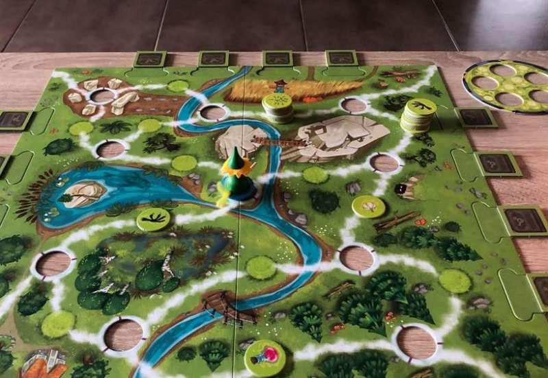 Zoch/Spiele & Puzzles:Die Wirbelhexe ist unterwegs