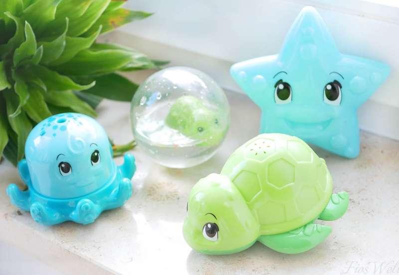 Simba/Baby- & Kleinkindspielzeug:Badespaß mit ABC