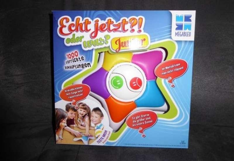 Sonstige/Spiele & Puzzles:Spiel Echt jetzt!? Junior