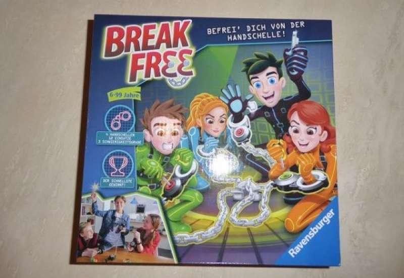 RAVENSBURGER/Spiele & Puzzles:Spiel BREAK FREE