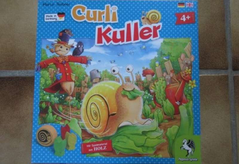 Sonstige/Spiele & Puzzles:Curli Kuller