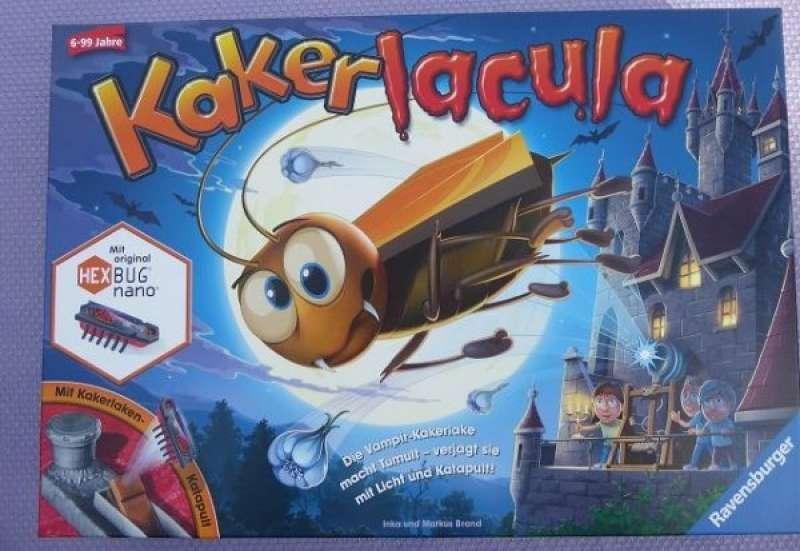 RAVENSBURGER/Spiele & Puzzles:Kakerlacula von Ravensburger