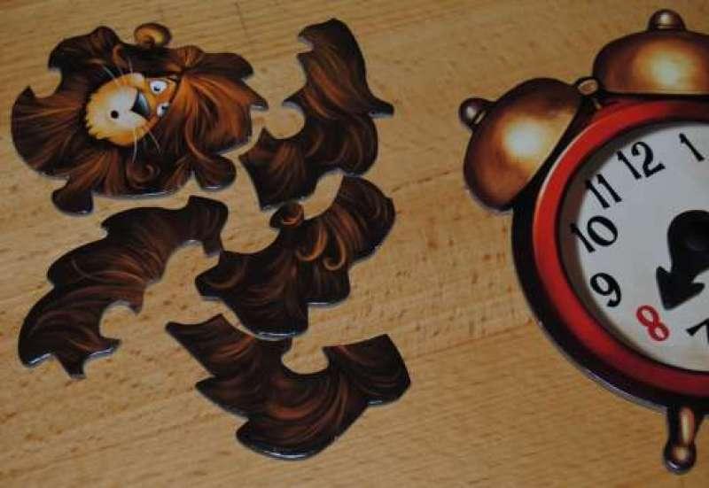 Sonstige/Spiele & Puzzles:Leo muss zum Friseur