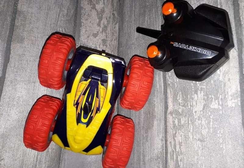 Dickie Toys/Autos, Fahrzeuge, Boote & Flieger:RC Mini Flippy