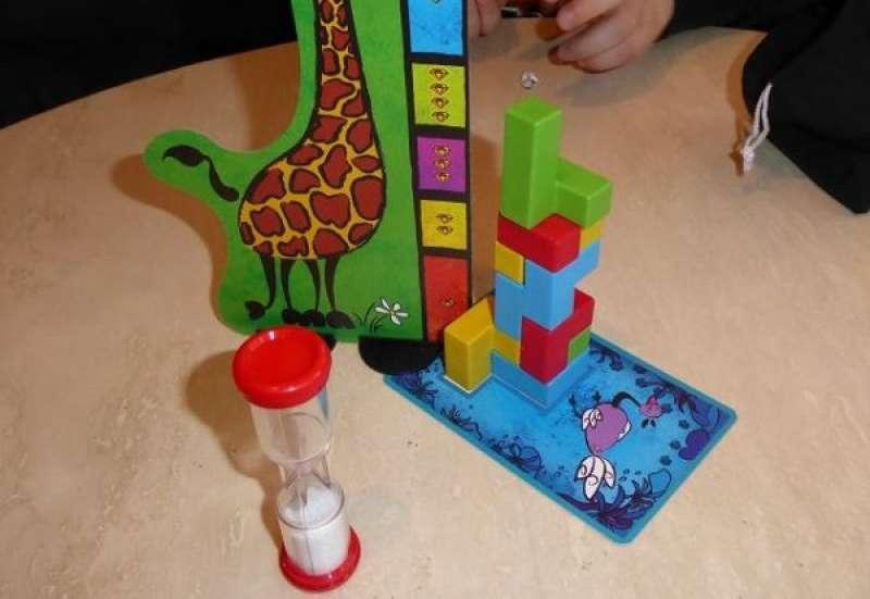 KOSMOS/Spiele & Puzzles:Ubongo Junior 3D von Kosmos