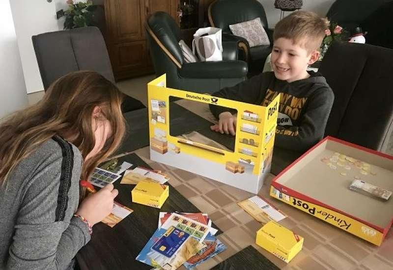 Noris/Spiele & Puzzles:Kinderpost von Noris