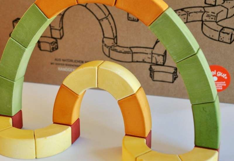 Sonstige/Bauen & Konstruieren:kaju Spielbausteine