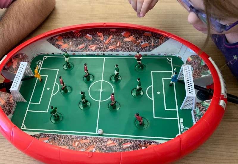 Die Fußballarena - Wir kicken