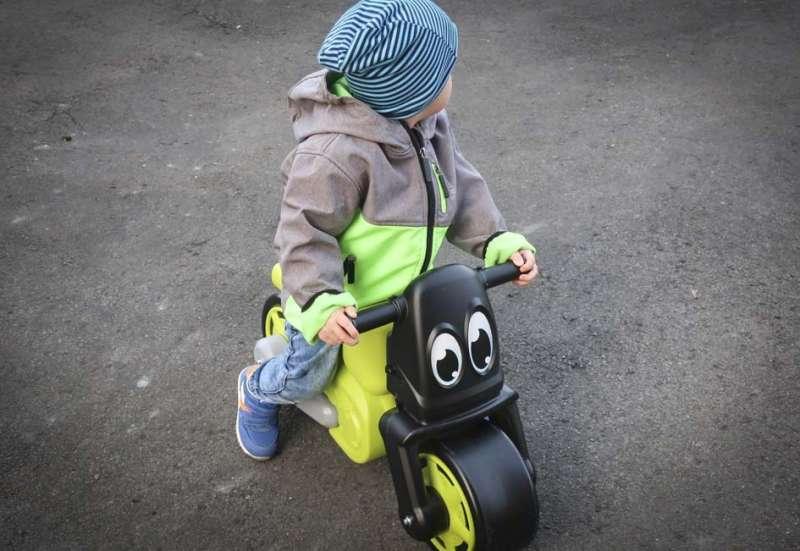 BIG/Autos, Fahrzeuge, Boote & Flieger:Das BIG-Racing Bike im Test