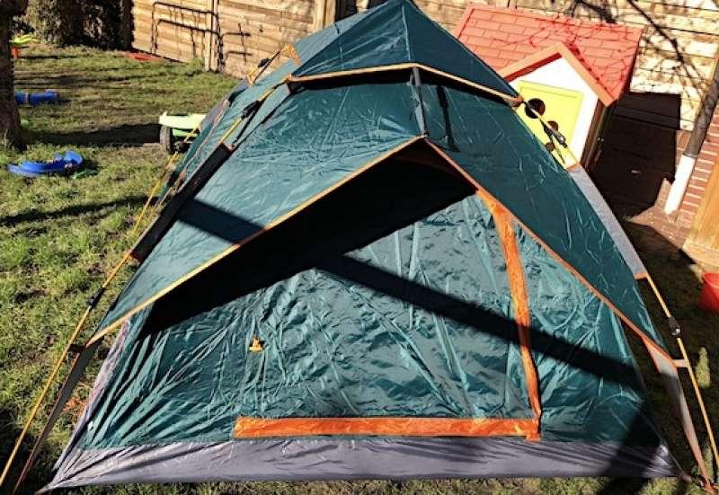Sonstige/Outdoor & Sport:Im Garten schlafen