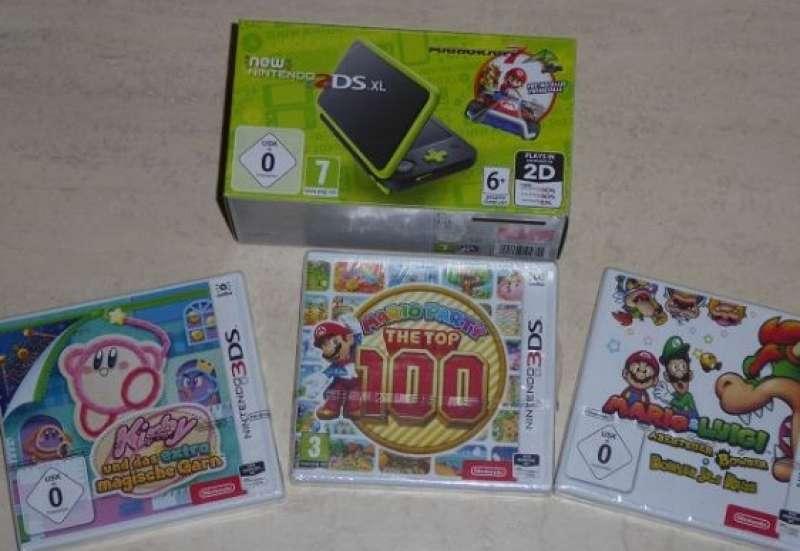 Sonstige/Spielewelten & Sammelfiguren:New Nintendo 2DS XL