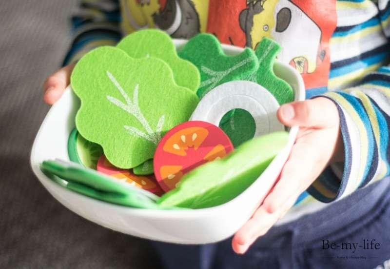 Eichhorn/Kinder Rollenspiele:Heut bleibt die Küche mal kalt