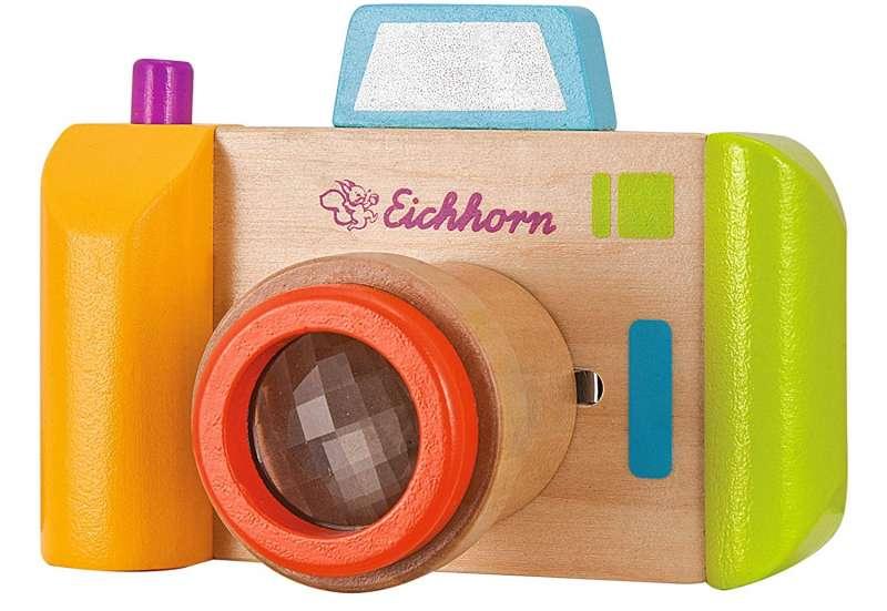 Eichhorn/Baby- & Kleinkindspielzeug:Kamera und Kaleidoskop