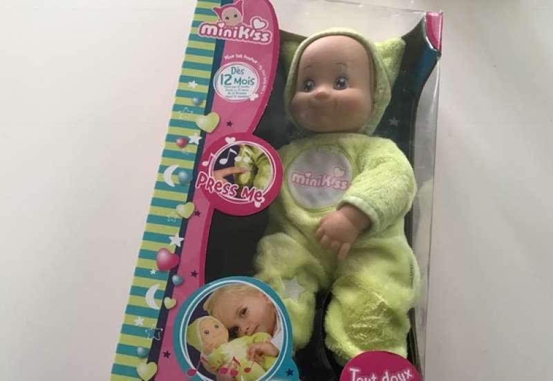 Smoby/Puppen & Puppenzubehör:Die erste Puppe,....