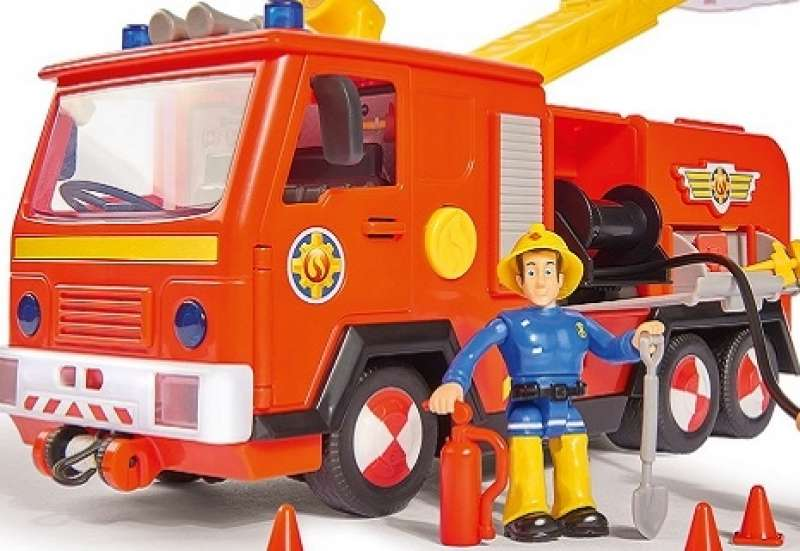 Dickie Toys/Spielewelten & Sammelfiguren:Feuerwehrmann Sam