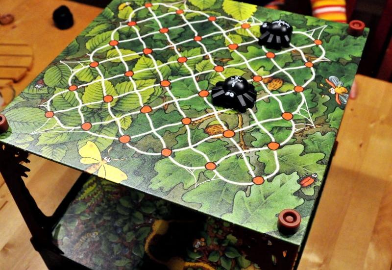 Zoch/Spiele & Puzzles:Spinderella von Zoch