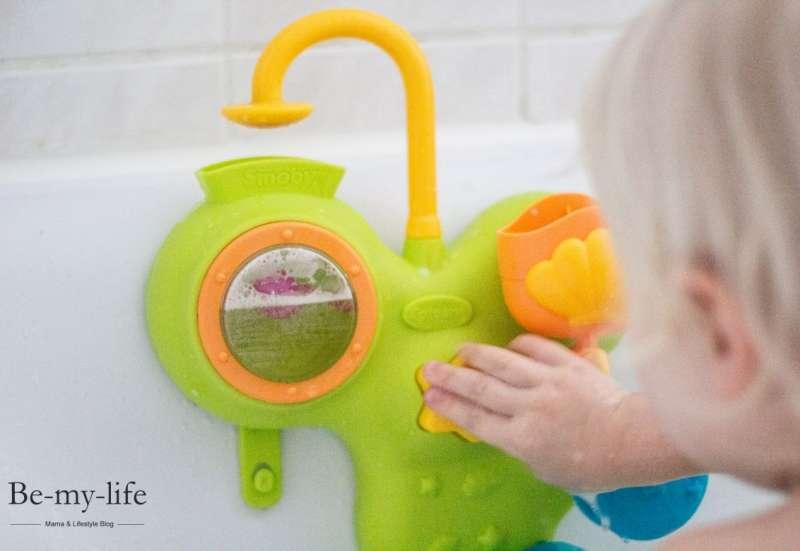 Smoby/Baby- & Kleinkindspielzeug:Fröhlicher Badewannen-Spaß