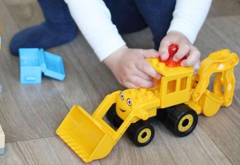 BIG/Baby- & Kleinkindspielzeug:Bob´s Werkstatt